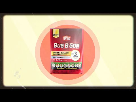 How To Kill Insects Without Harming Your Lawn With Ortho Bug B Gon Max Insect Killer For Lawns Youtube