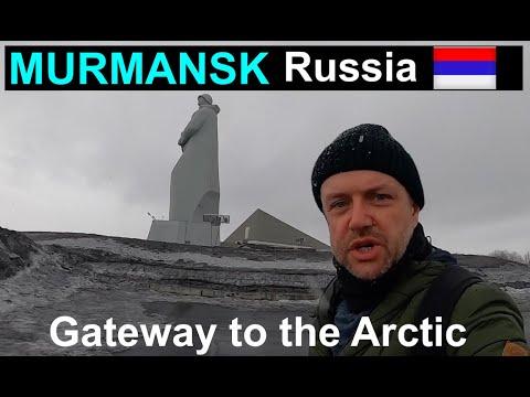 A Tourist's Guide to Murmansk, Russia