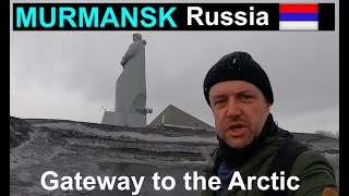A Tourist's Guide to Murmansk, Russia