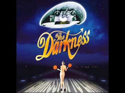 The Darkness- Stuck In A Rut