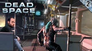 DEAD SPACE 2 #2 | UN VIAJE MOVIDITO | Gameplay Español