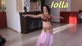 Belly dance! Иолла танец живота. Танец с тростью  رقص شرقي