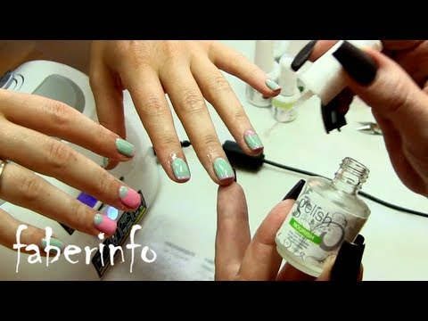 Дизайн ногтей гель-лаком: 30 фото стильного маникюра