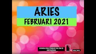 Aries - februari 2021 asmara, rejeki ...
