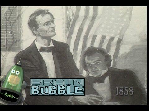 America in 1858- The Lincoln-Douglas Debates & Ocean Cables