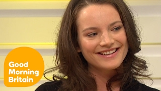 Ex-Model Writes Tell-All Book About the Dark Side of the Fashion Industry   Good Morning Britain