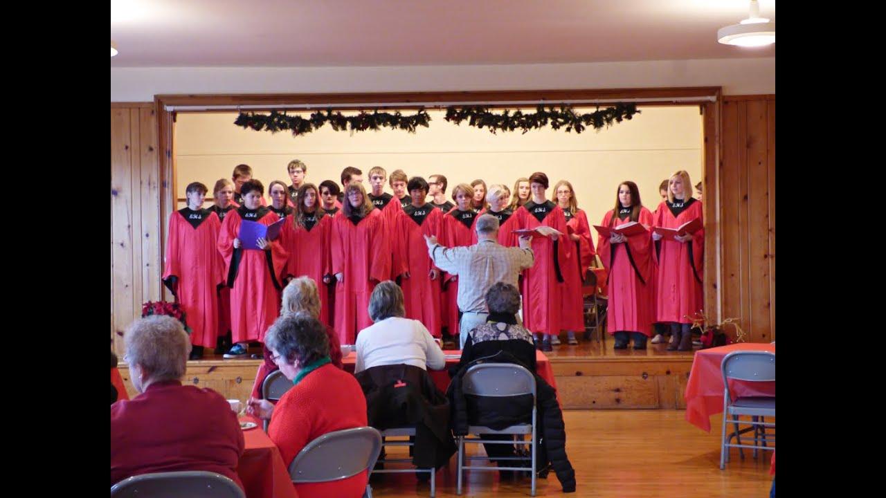 Enterprise High School Choir @ Big Brown Church, Dec. 4 ...