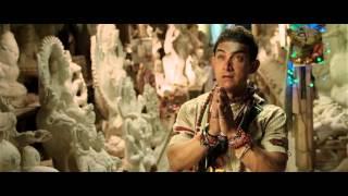Отрывок из фильма ПиКей (PK2014). Молитва.