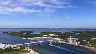 Florida Space Coast Aerial Footage (HD 1080)