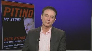 INTERVIEW: Rick Pitino talks about new book called 'Pitino: My Story'