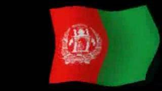 AFGHAN NATIONAL ANTHEM