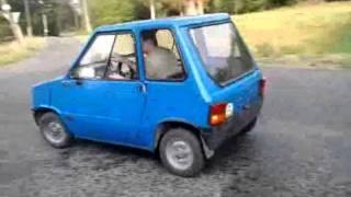 1984 Microcar Bonny Drive and Description