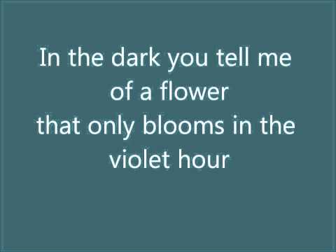 The Violet Hour - Sea Wolf Lyrics