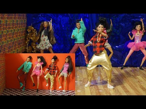 Bruno Mars feat.Cardi B ~Finesse Barbie doll stop motion
