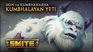 New Kumbhakarna Skin: Kumbhalayan Yeti