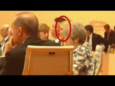 Outrage over Ivanka Trump sitting in for POTUS at G-20 table