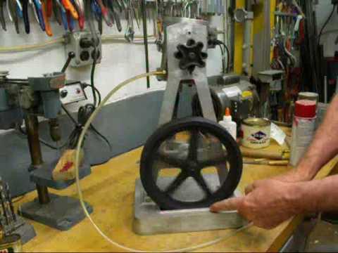 BUILDING A MODEL STEAM ENGINE part 10 tubalcain