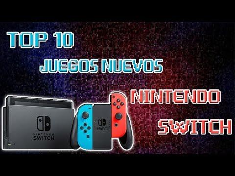 Top 10 de juegos nuevos para Switch | Es De Gamers