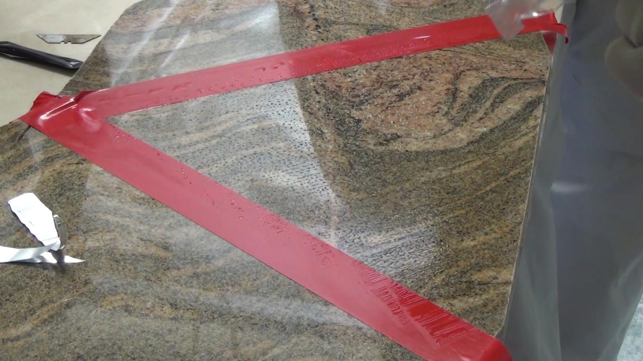 Easy Stone Care Wipe N Seal Demo Gl Granite Sealer