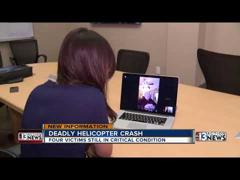 Friend of Grand Canyon helicopter crash pilot speaks out