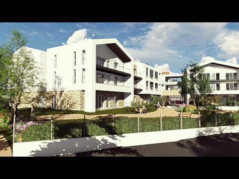 Résidence Services Seniors « Les Jardins de l'Océan » - Brétignolles-sur-Mer