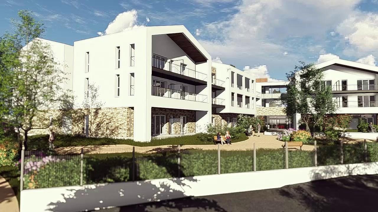 Residence Services Seniors Les Jardins De L Ocean Bretignolles Sur Mer