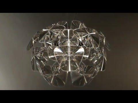 suspension hope by luceplan made in design youtube. Black Bedroom Furniture Sets. Home Design Ideas