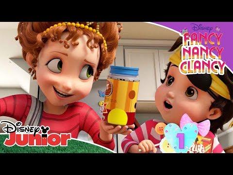 Top 5: Big Sister Moments   Fancy Nancy Clancy   Disney Channel Africa