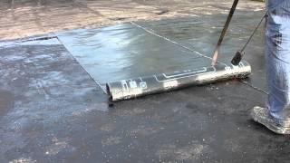 видео Правильно крыть крышу стеклоизолом. Как правильно крыть. KakPravilno-Sdelat.ru