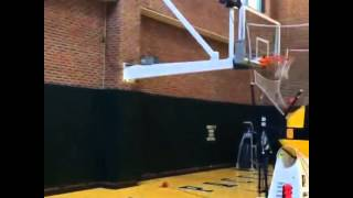 Lance Stephenson 3 point shooting with machine instagram