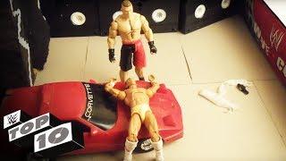 Brutal WWE Moments/Assaults: WWE Top 10
