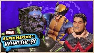 Marvel Super Heroes: What The--?! Avengers vs. X-Men Part 3