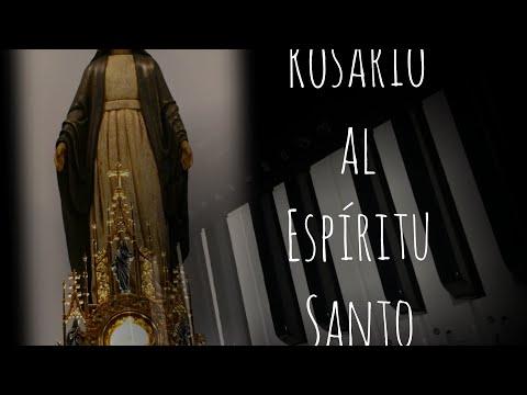 Rosario al Espíritu Santo en Directo!!