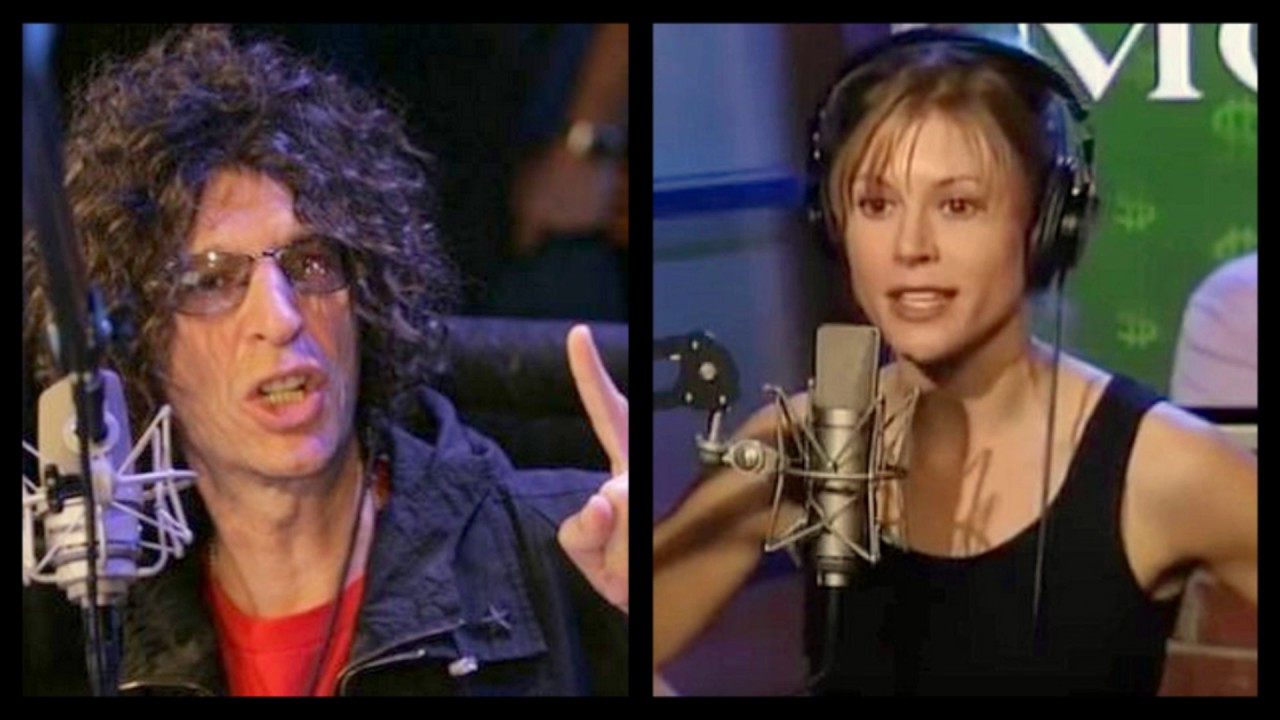 Julie Bowen (HOARSE VOICE) on The Howard Stern Show - YouTube