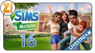 Die Sims Mobile: Ein neues Hobby! 🔴 | #15 | Let's Play [DEUTSCH] [kostenlose App]