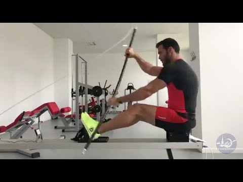 Kayak Sprint Ergometer motivation