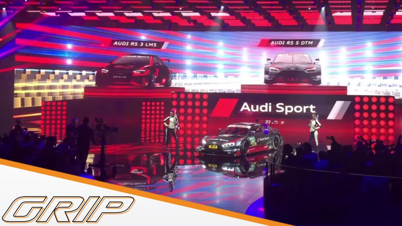Präsentation: Audi A8 - GRIP -  RTL II