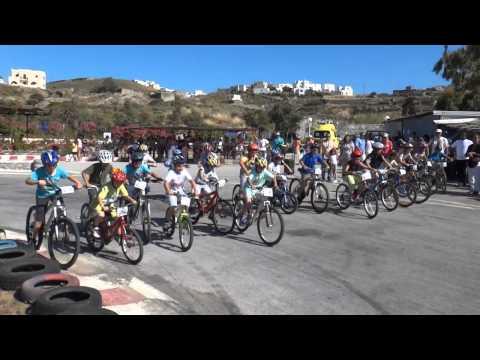Παιδικός Ποδηλατικός Αγώνας Πίστας Νάξος | Naxos Kids Race