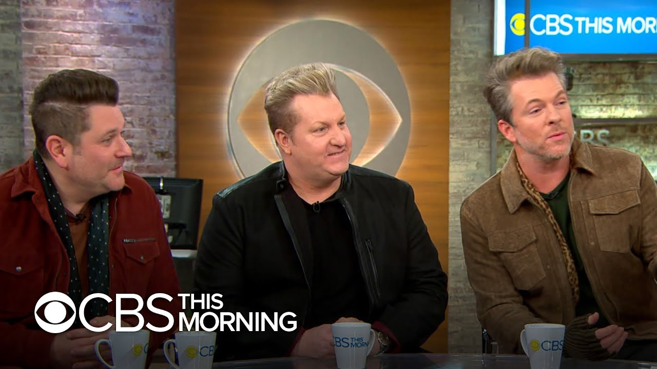 Rascal Flatts Announce Final Tour After Two Decades Together: 'We ...