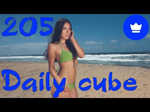 Daily cube #205 | Ежедневный коуб #205 from YouTube · Duration:  7 minutes 39 seconds