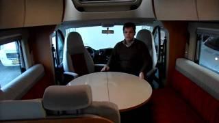Burstner Ixeo 700 camper 2012 nu bij Meerbeek Caravans en Campers.MP4