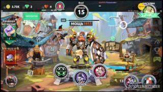 Обзор игры для android Dungeon Legends - RPG MMO Game