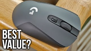 Logitech G603 Review - THE GO-TO Budget Wireless Gaming Mouse