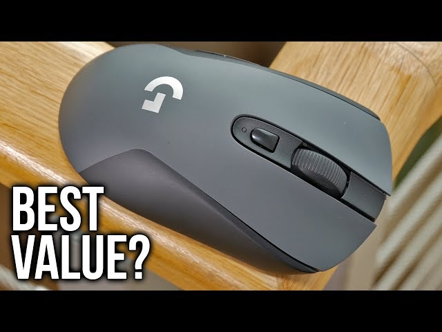 Logitech G603 Wireless Mouse Review: It Will (Almost) Never