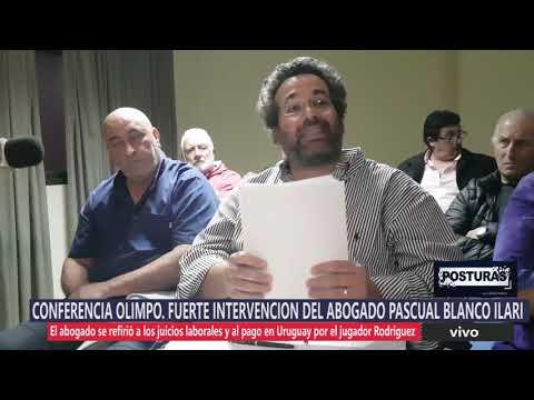 CONFERENCIA OLIMPO  Intervención Dr  Blanco Ilari 26 4