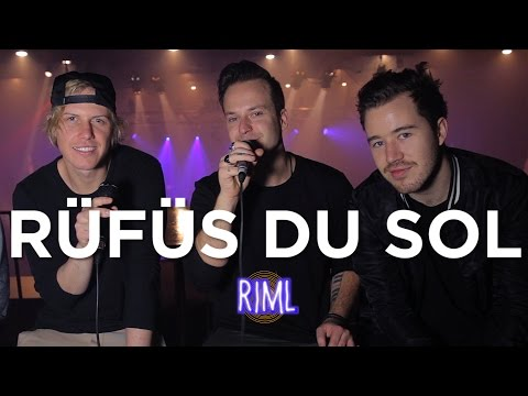 RÜFÜS DU SOL on Records In My Life (interview 2016)