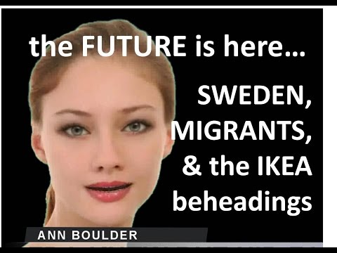 Angry Migrants in Sweden BEHEAD shoppers in IKEA (No graphic images)