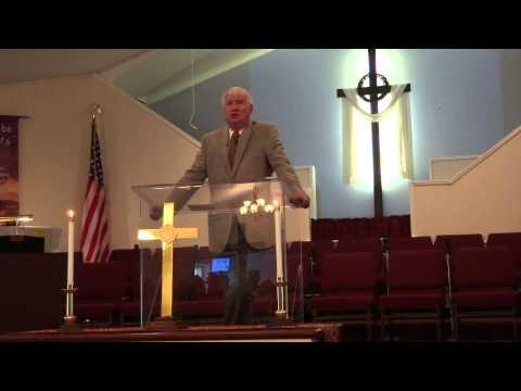 Coach Mike Martin, November 23, 2014 @ Tallahassee First Church of the Nazarene