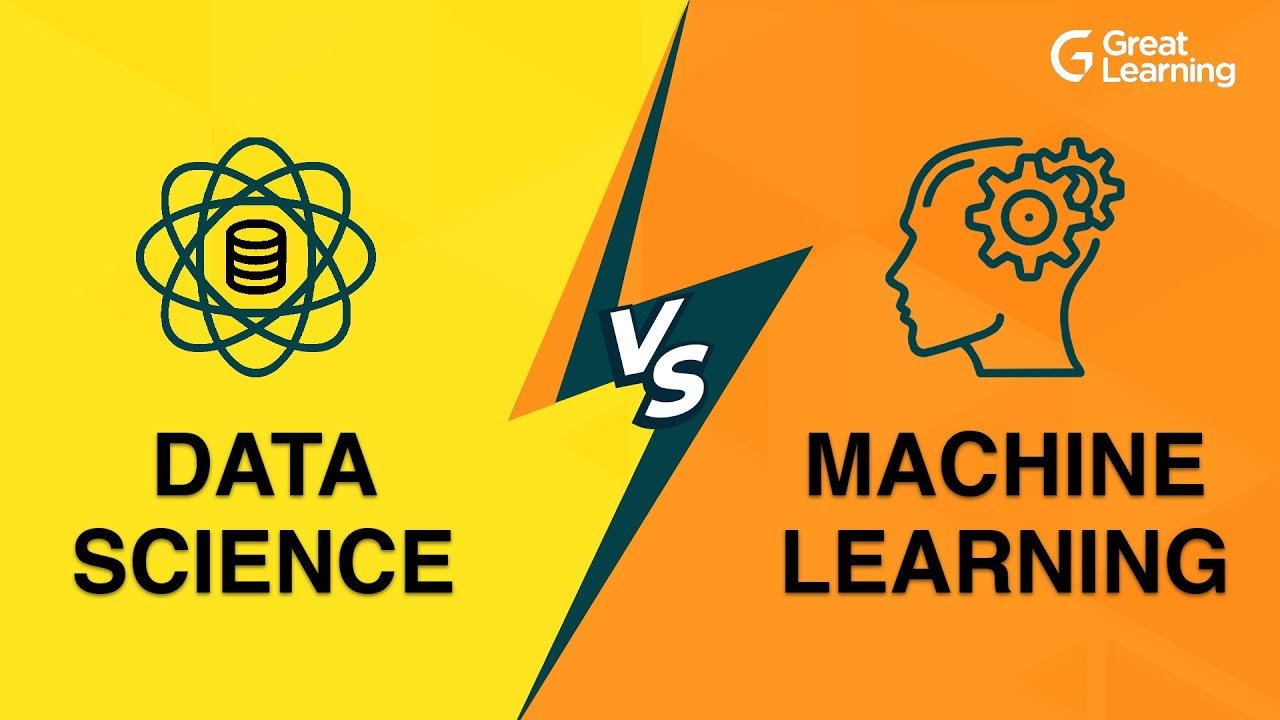Data Science vs Machine Learning explained   DS vs ML Differences