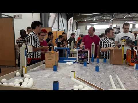 Homologation EsialRobotik 2017